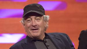 """Robert De Niro said the issue was """"much more complicated"""" than the scientific consensus that vaccinations were not linked to autism"""