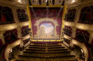 The Newcastle Theatre Royal has already announced plans to make half of its staff redundant (Newcastle Theatre Royal/PA)