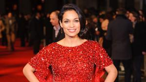 Rosario Dawson is said to have adopted a 12-year-old girl