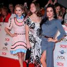 Derry Girls' Saoirse-Monica Jackson, Louisa Harland and Jamie-Lee O'Donnell