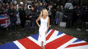 Amanda Holden said Paul Daniels' nephew, James Phelan, was the first person she thought of when she learned of his uncle's death