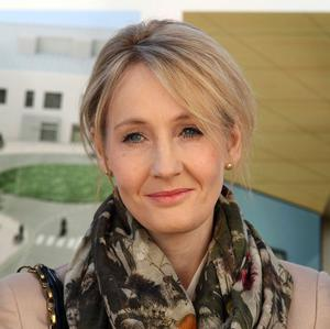 JK Rowling has been picked as one of the nation's 'Literacy Heroes'
