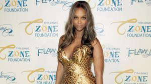 Tyra Banks is being sued by a former contestant on America's Next Top Model (AP)