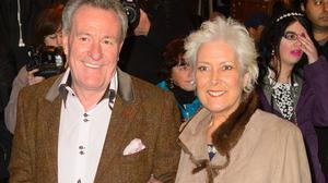Lynda Bellingham's husband Michael Pattermore has been talking about having to spend Christmas without his beloved wife
