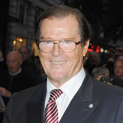 Sir Roger Moore would love to appear in Sherlock or Doctor Who