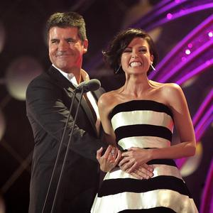Simon Cowell had a fling with Dannii Minogue when they worked together on The X Factor