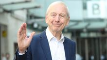 Mastermind presenter John Humphrys has decided to retire from Mastermind. (Yui Mok/PA)