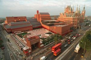 The British Library (Stefan Rousseau/PA)
