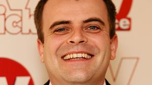 Steve McDonald, played by Simon Gregson, faces the daddy of all dilemmas