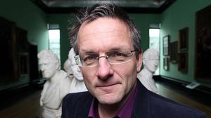 """Michael Mosley will carry out six """"bold"""" experiments on his own blood"""