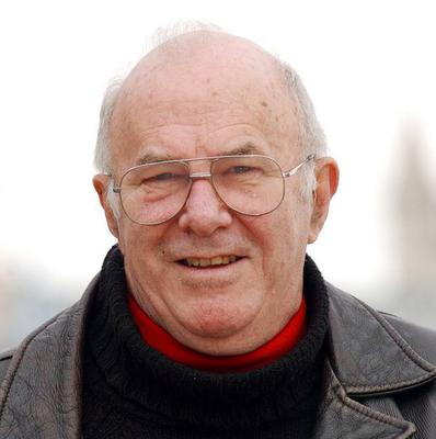 Clive James considers himself lucky despite his battle against serious illness