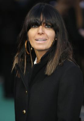 Claudia Winkleman said that the charity's nurses are 'heroes' (Isabel Infantes/PA)