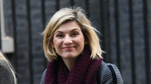 Jodie Whittaker was a judge in the fundraising ideas competition (Stefan Rousseau/PA)