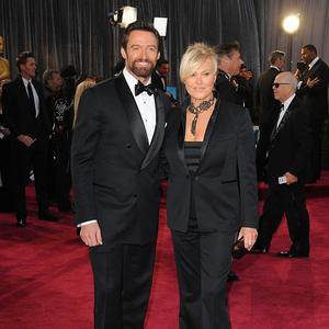 Hugh Jackman and wife Deborra are 'best mates'