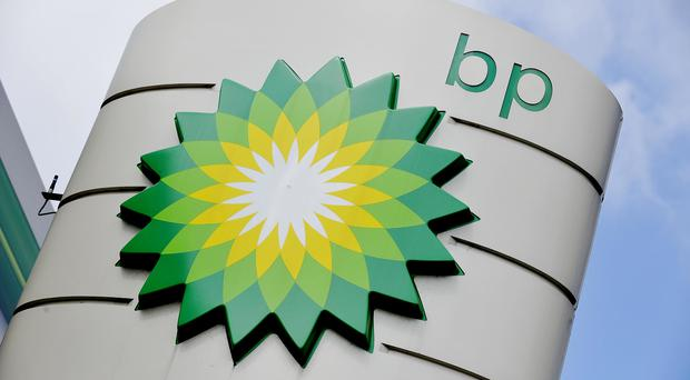 Students have criticised the record of BP (Nick Ansell/PA)