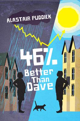 46% Better Than Daveby Alastair Puddick is on the shortlist (Bollinger Everyman Wodehouse Prize for Comic Fiction)