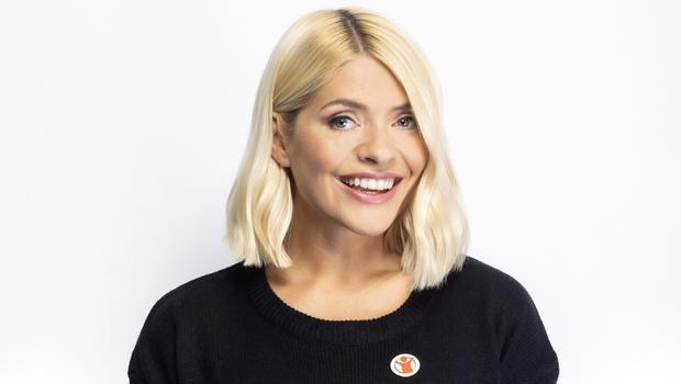 Holly Willoughby (Save The Children/PA)