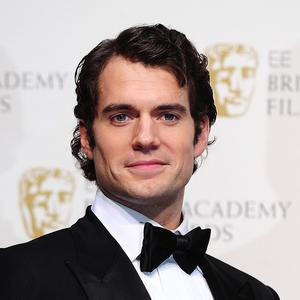Henry Cavill who has surplanted Robert Pattinson as the world's sexiest man