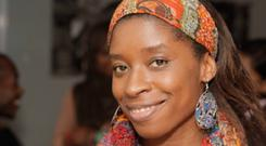 Irenosen Okojie is a judge for the BBC National Short Story Award (BBC National Short Story Award/PA)
