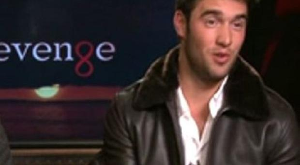 Josh Bowman is impressed by Emily VanCamp's performance in Revenge