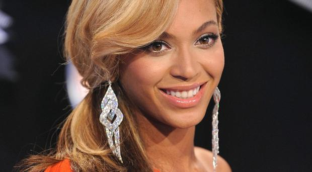 Beyonce is proud mum of baby Blue Ivy
