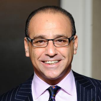 Theo Paphitis has quit hit TV show Dragons' Den
