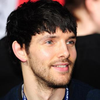 Colin Morgan will star in a new production of The Tempest