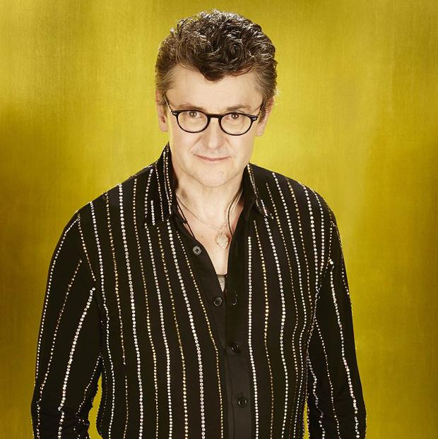 Joe Pasquale has skated out of Dancing On Ice