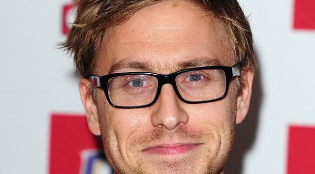 Russell Howard is grateful to have been voted 'king of the mingers'