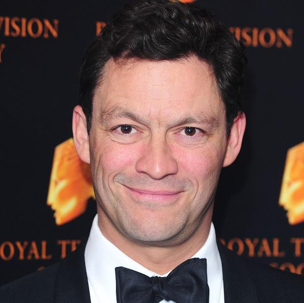 Dominic West's drama THe Hour is coming to an end
