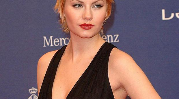 Elisha Cuthbert has been named most beautiful TV actress by Maxim magazine