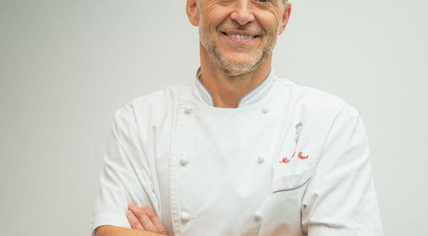 Michel Roux Jr presents the revamped Food And Drink