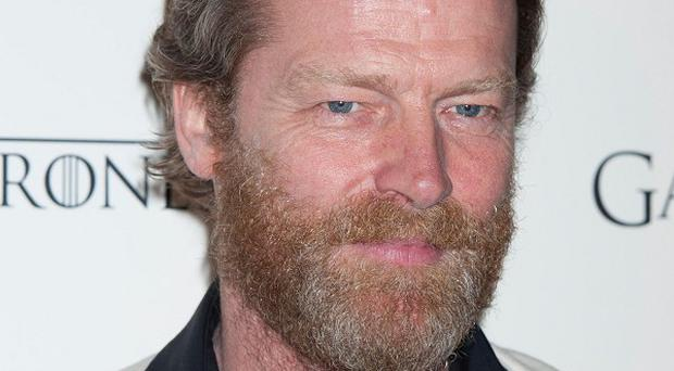 Iain Glen has always wanted to play a private eye