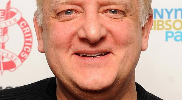 Embargoed to 0001 Sunday February 17. File photo dated 15/01/13 of Shakespearean actor Simon Russell Beale who is lending a touch of class to Comic Relief by appearing in a string of comedy sketches on Radio 3 about the lives of five great composers. PRESS ASSOCIATION Photo. Issue date: Sunday February 17, 2013. Russell Beale, a regular on stage with the National Theatre, will star in Beastly Baroque on the station every day in the week running up to Red Nose Day on Friday March 15. Other events include football pundit Pat Nevin putting on his dancing shoes for Dance Baroque for Comic Relief, a live concert from Lyons Concert Hall at the University of York where he will learn the steps of a 17th century dance and perform it in front of a live audience. The station will also broadcast a 12 hour Baroque music marathon as part of its month-long Baroque Spring season. See PA story SHOWBIZ Relief. Photo credit should read: Ian West/PA Wire