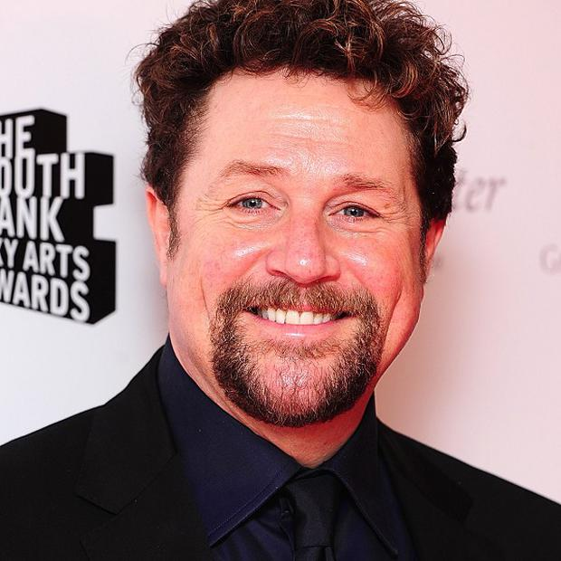 Michael Ball, star of Sweeney Todd, was named best actor in a musical at the Whatsonstage.com Awards