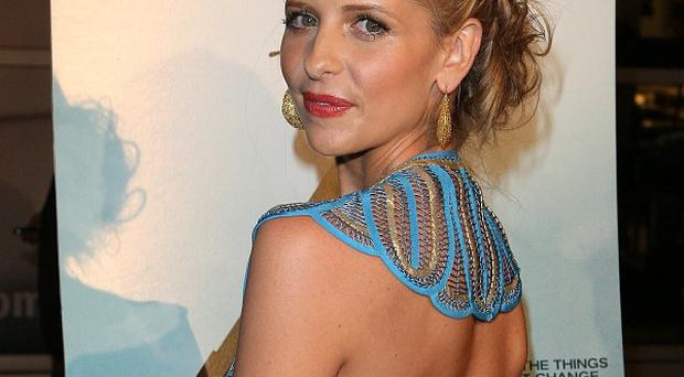 Sarah Michelle Gellar has landed the female lead in Crazy Ones