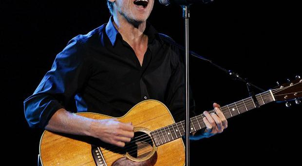 Bryan Adams hopped on a bus because he couldn't get a cab home