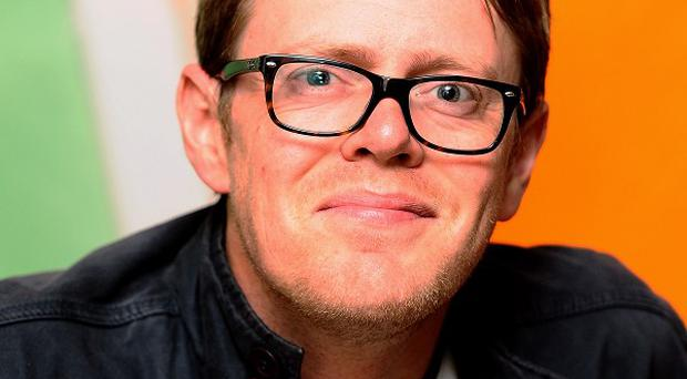 Kris Marshall starred in 40 commercials for BT