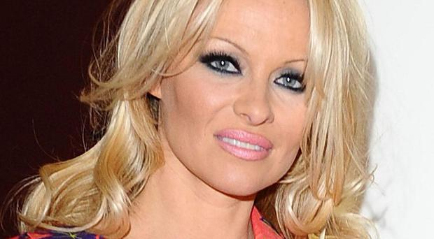 Pamela Anderson has previously rented out the plush home