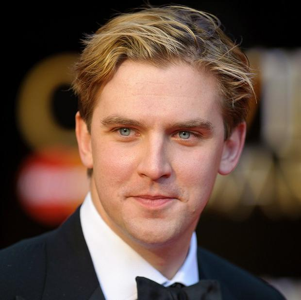 Dan Stevens' character was killed off at end the third season of Downton Abbey