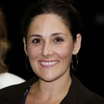 Chat show host Ricki Lake got married last year