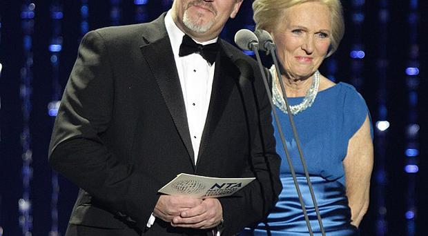 Mary Berry could be following in Paul Hollywood's foosteps by hosting a solo show