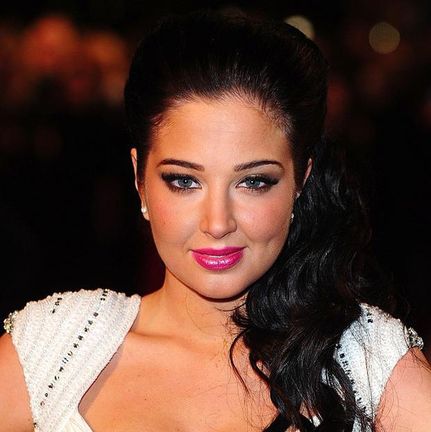 Tulisa is said to be facing the chop from the X Factor