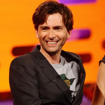 David Tennant stars in new crime drama Broadchurch