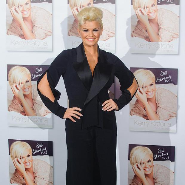 Kerry Katona said her split from Brian McFadden destroyed her
