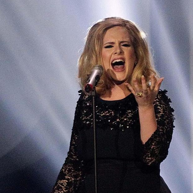 Adele is hot favourite to become the first ever singer to pick up an Oscar for a Bond theme with her hit Skyfall