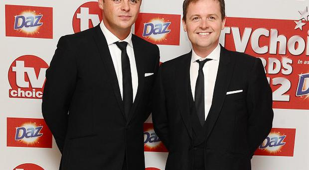 Ant of Ant and Dec fame has admitted voting Conservative in the last general election