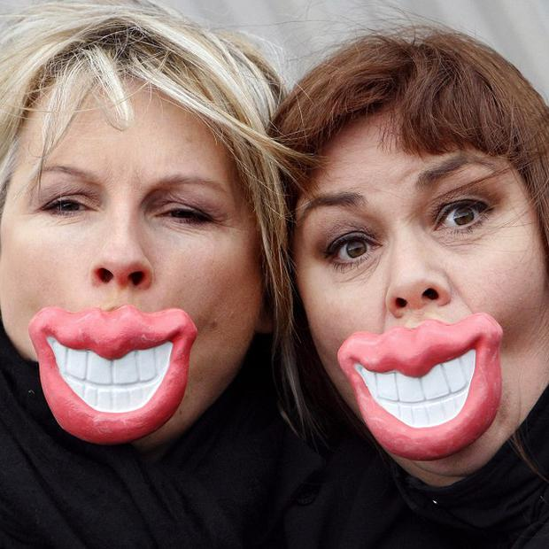 Dawn French and Jennifer Saunders are to be 'comedy controllers' on Radio 2 for Red Nose Day
