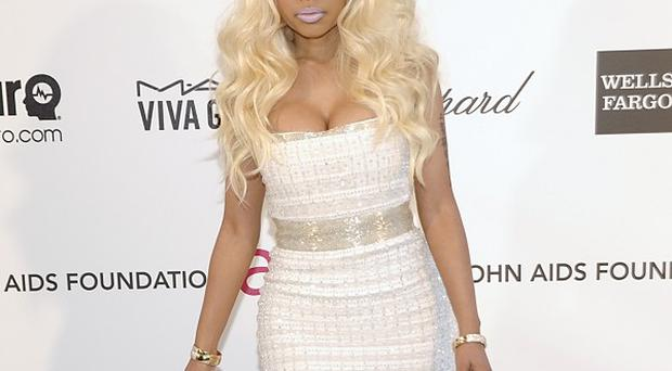 Singer Nicki Minaj said she is 'not big on Hollywood stuff'