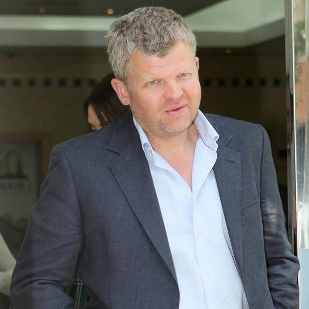 Adrian Chiles was in Switzerland to cover a match for ITV